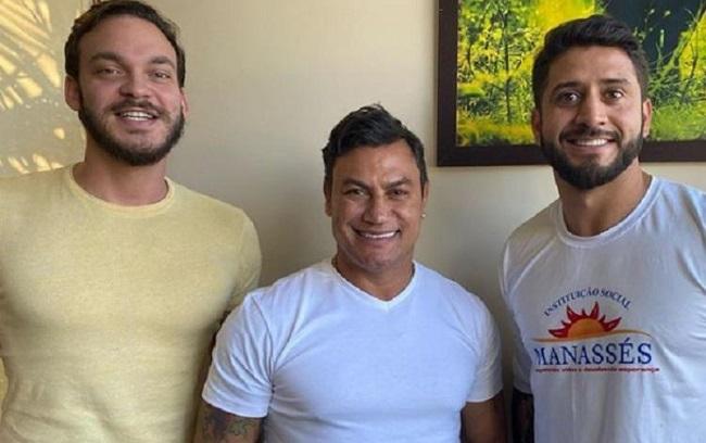 Popó lança pré-candidatura a prefeito de Salvador pelo Pros