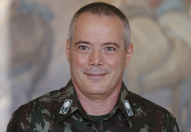 General João Batista Leonel vai comandar o Exército na Bahia e em Sergipe