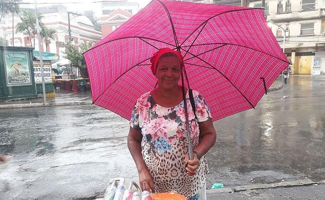 Codesal prevê chuvas fracas em Salvador de quinta a domingo