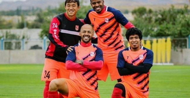Jogadores brasileiros no Irã vivem impasse diante de conflito contra os EUA
