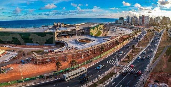 Novo Centro de Convenções de Salvador vai movimentar R$ 500 milhões por ano