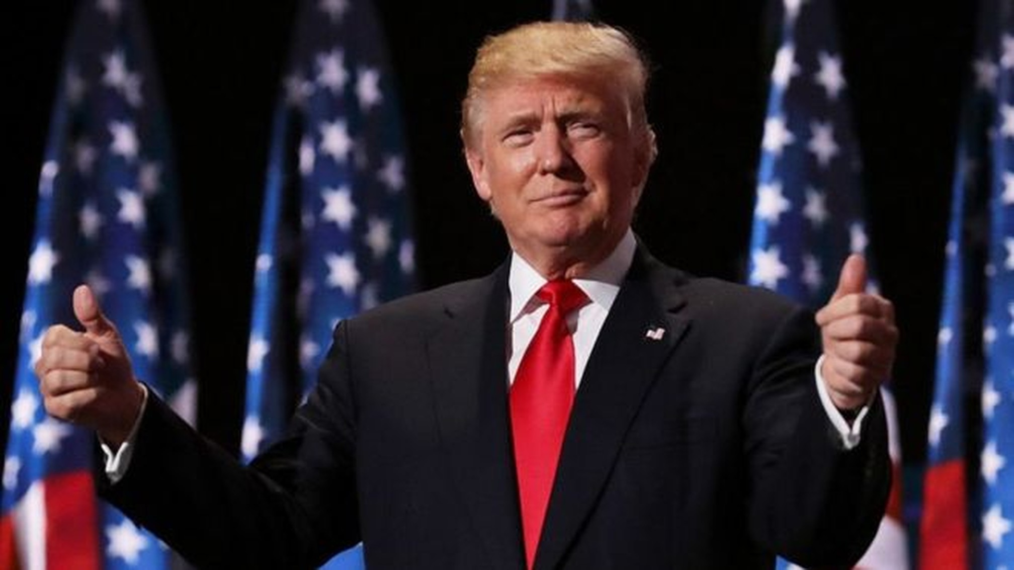 Trump comemora confusão em resultado de primária dos Democratas nos EUA