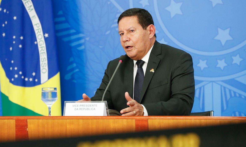 Mourão vai comandar ações integradas do governo no Conselho da Amazônia