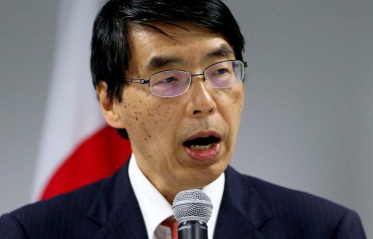 Embaixador do Japão diz que coronavírus não será problema durante Olimpíada de Tóquio