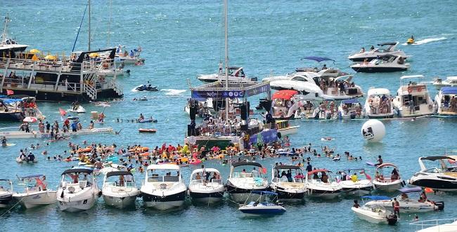 Baía de Todos-os-Santos terá Pré-Carnaval Náutico no sábado