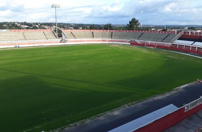 CBF adia jogo de estreia do Atlético de Alagoinhas na Copa do Brasil
