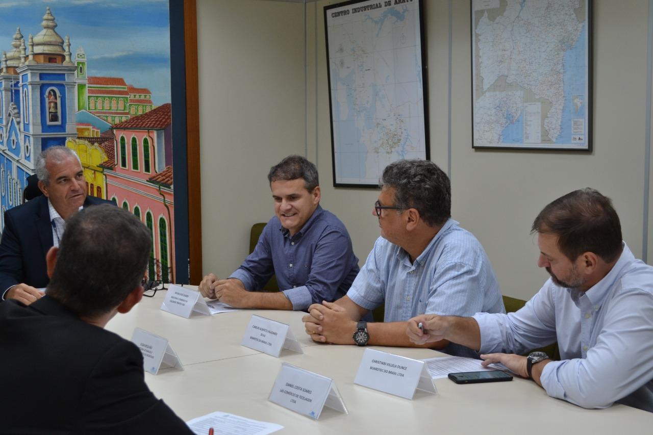 Riachão do Jacuípe, Ilhéus e Feira devem receber R$ 19,5 milhões em investimentos