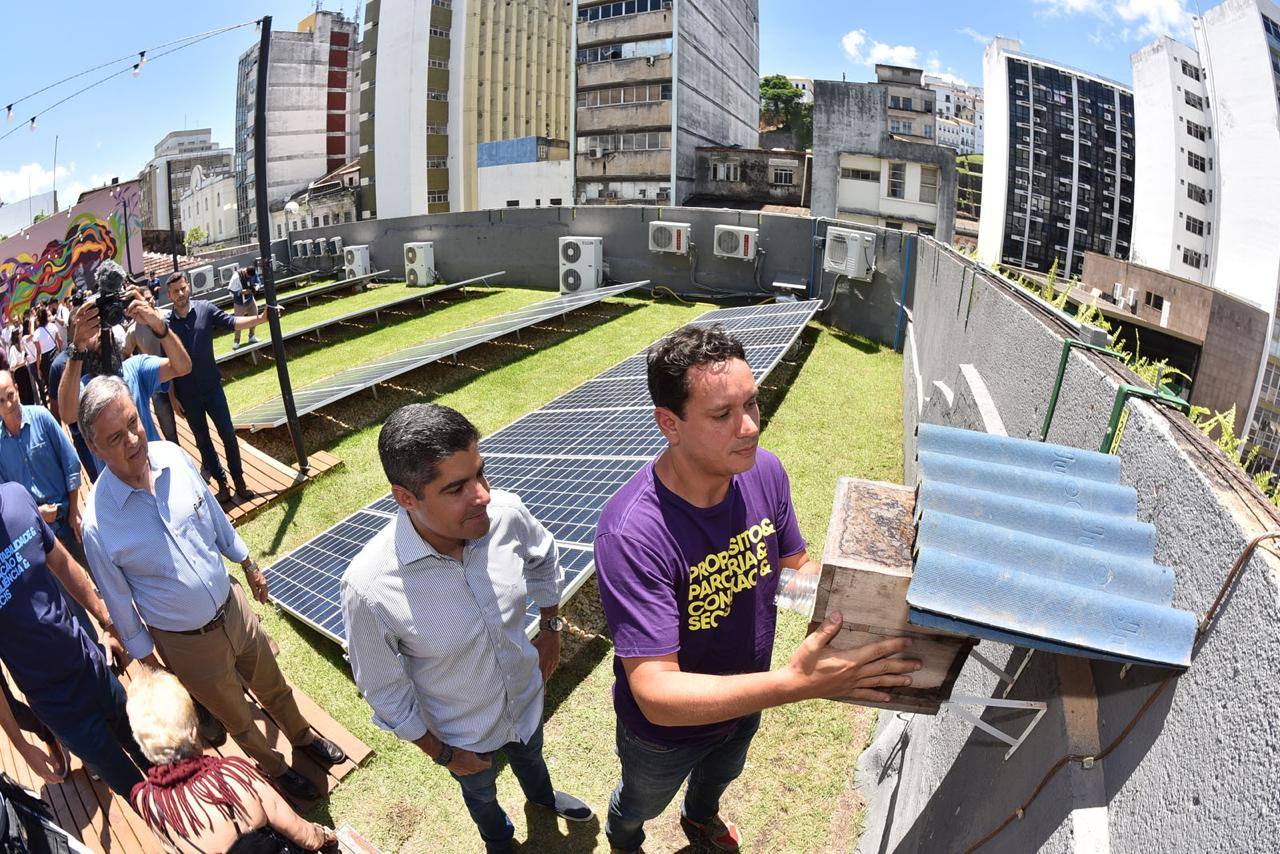 Sede da Secis inova ao adotar iniciativas sustentáveis em edifício