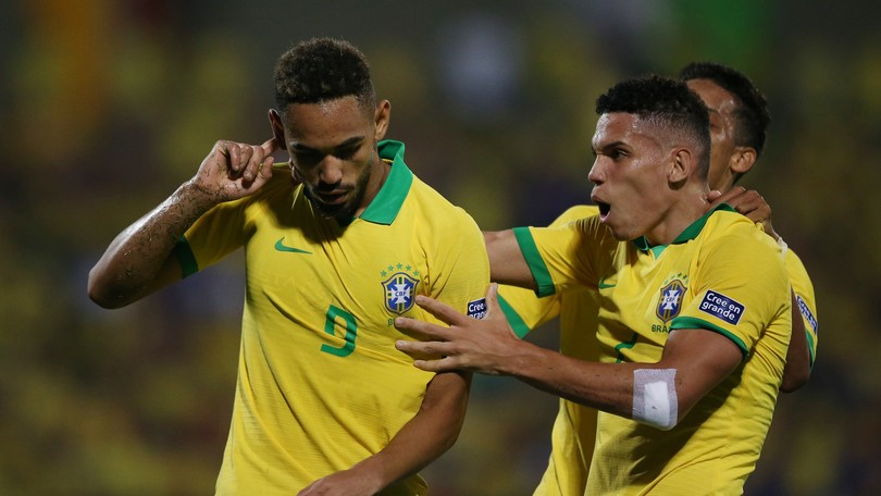 Brasil vence a Argentina por 3 a 0 e garante vaga na Olimpíada de Tóquio