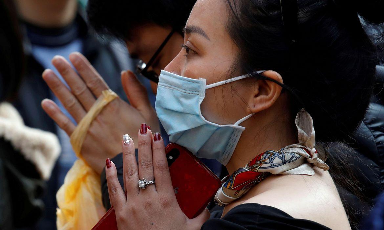 China confirma 1016 mortes provocadas por coronavírus
