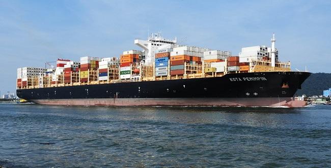 Exportações da China crescem 9,5% em agosto