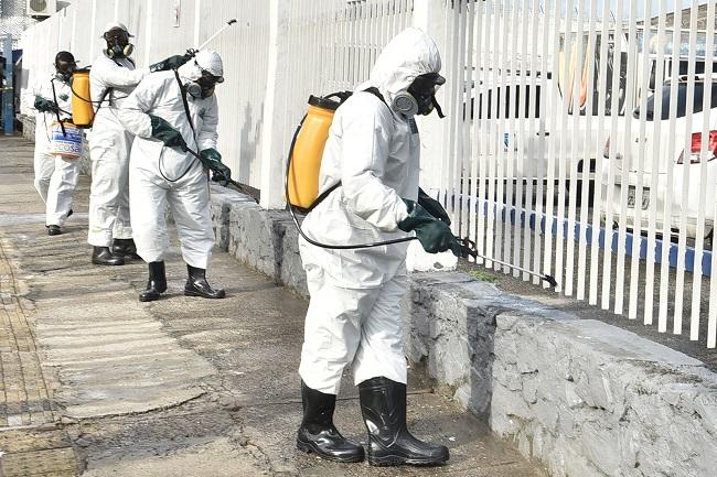 Limpurb inicia operação especial de higienização das ruas de Salvador