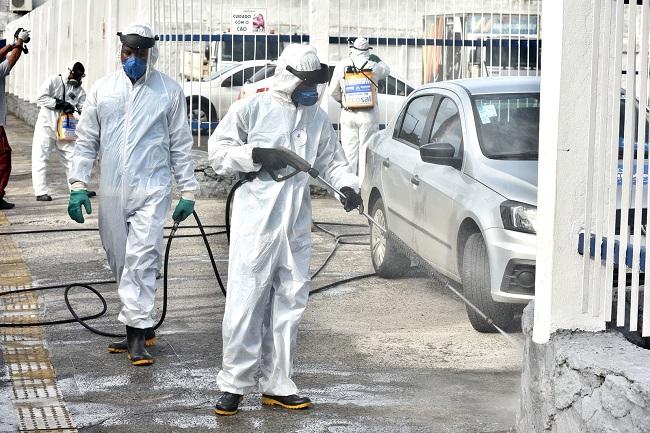 Salvador ganha destaque internacional por boas práticas no combate ao coronavírus