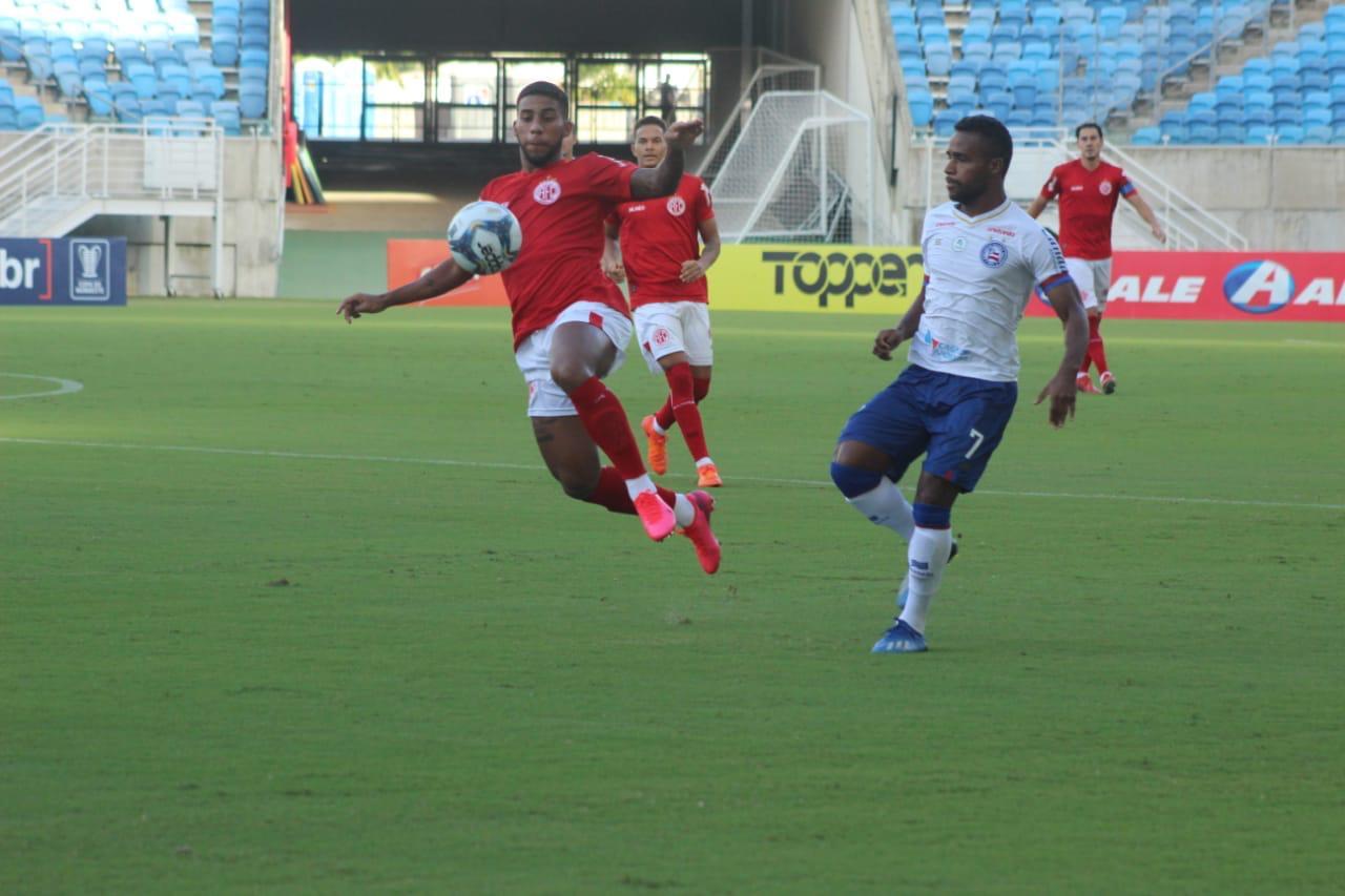 Lampions: Bahia vence o América-RN por 2 a 0; veja os gols