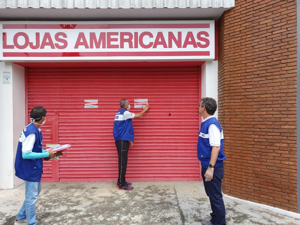 Prefeitura de Salvador cassa alvará de funcionamento de shopping e de loja por descumprir decreto