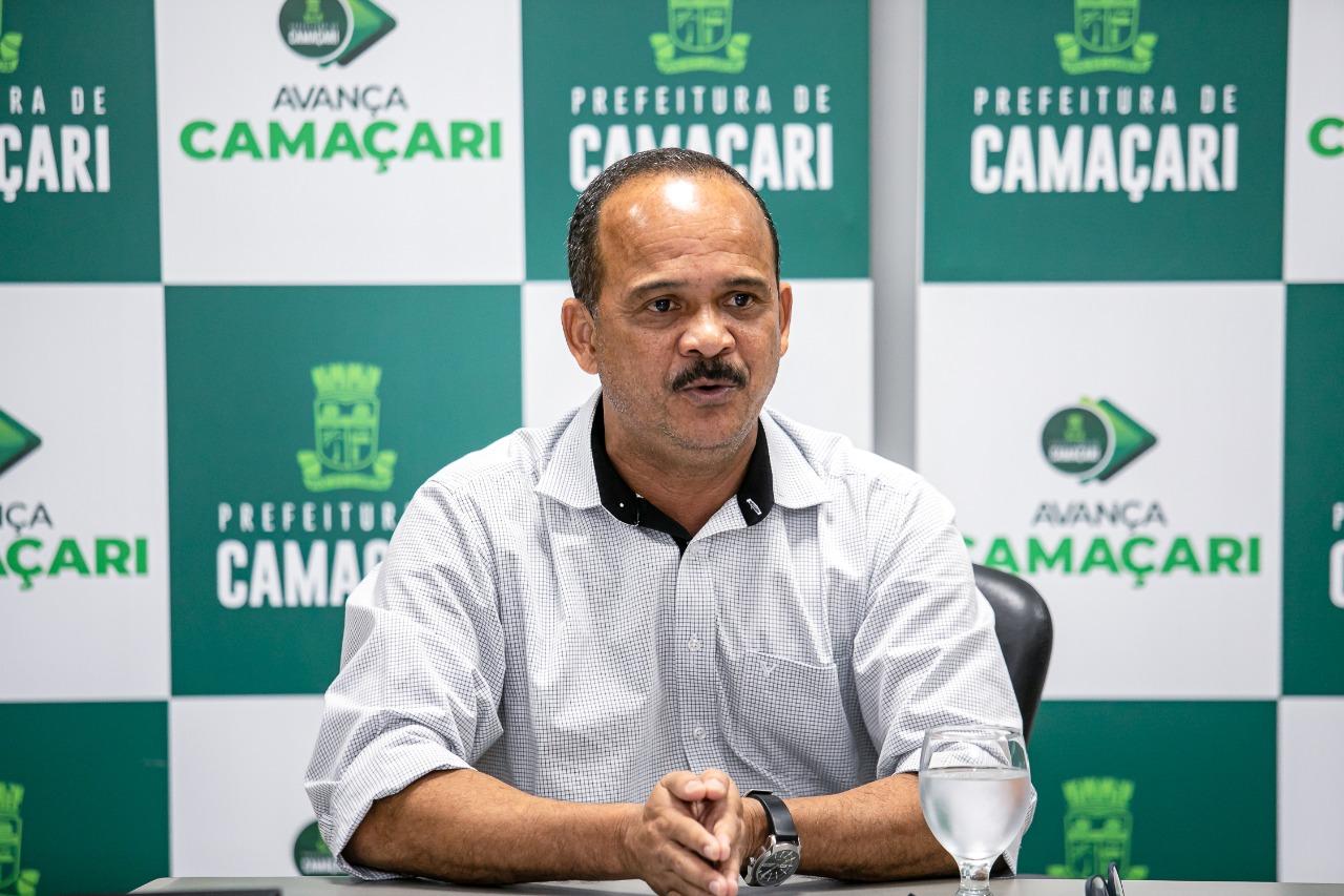Prefeitura de Camaçari fará pagamento dos servidores em três dias para evitar aglomerações