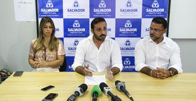 Escolas municipais de Salvador vão receber mais de 143 mil cestas básicas