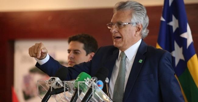 Caiado diz que não tem mais diálogo com Bolsonaro