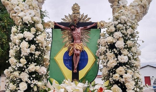 Imagem peregrina do Senhor do Bonfim percorrerá as ruas de Salvador