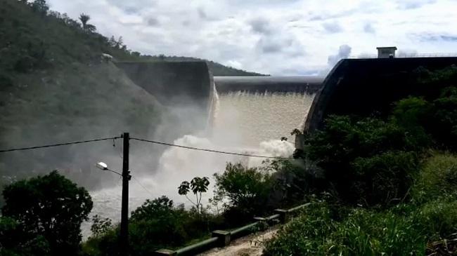 Barragens recuperam volume para abastecimento de água na Bahia