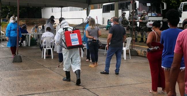 Medidas de combate ao coronavírus regionalizadas surtem efeito em Salvador