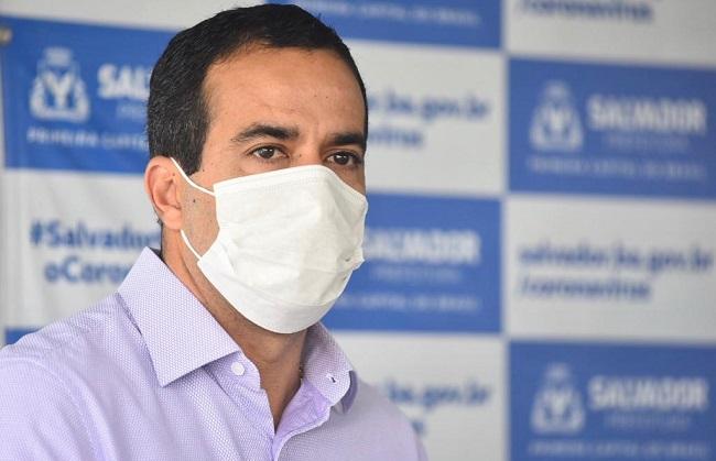 Bruno Reis anuncia construção de hospital de campanha em Itapuã
