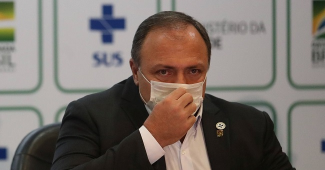 Ministro da Saúde lamenta mortes por covid-19 e destaca tratamento precoce