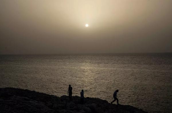 Nuvem de poeira do Saara atravessa o Atlântico e chega ao Sul dos EUA