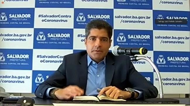 Decretos que suspendem atividades em Salvador são prorrogados até 7 de julho