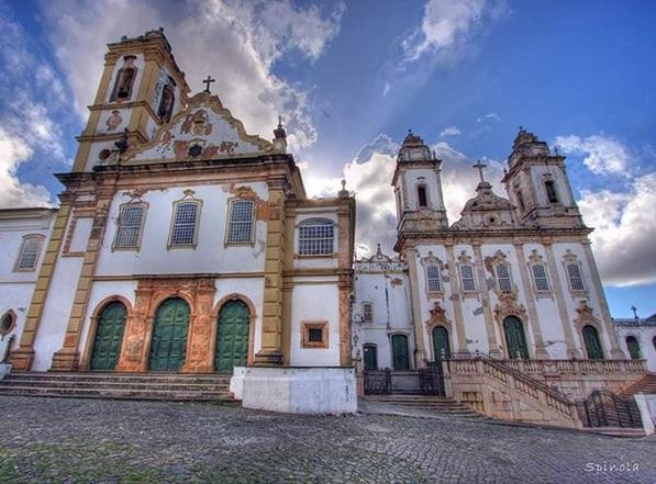 Instituto Geográfico e Histórico realiza exposição virtual sobre igrejas de Salvador
