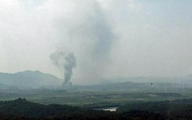 Coreia do Norte explode escritório de relações com a Coreia do Sul
