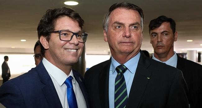 Bolsonaro anuncia ator Mário Frias para a Secretaria Nacional de Cultura