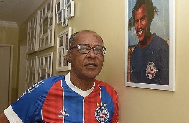 Técnico Sapatão morre aos 72 anos em Salvador