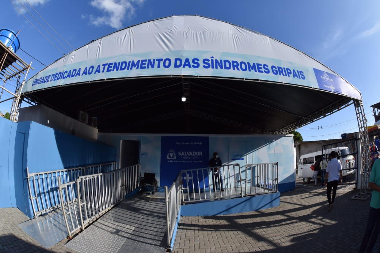 UPA do Jardim Santo Inácio vai ganhar gripário nesta sexta