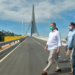 Rui Costa inaugura ponte estaiada Ilhéus-Pontal
