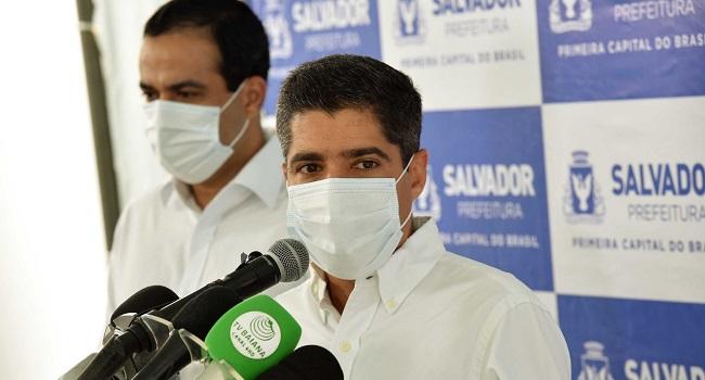 ACM Neto diz haver indícios de que o pior da pandemia já pode ter passado