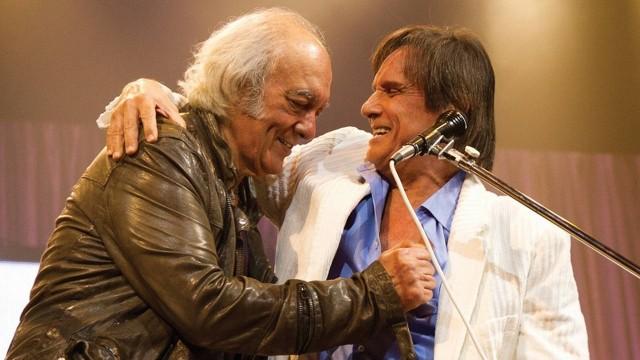 Roberto e Erasmo recuperam direitos sobre obras produzidas de 1960 a 1990
