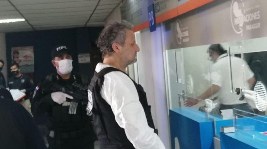Brasil extradita para o Paraguai libanês preso em 2018