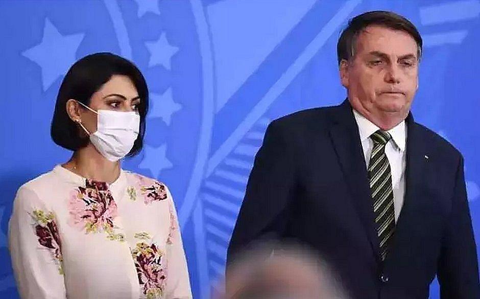 Avó de Michele Bolsonaro morre vitimada por covid-19