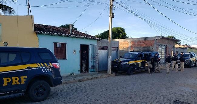 Jacobina, Capim Grosso e Ponto Novo têm operação contra tráfico de drogas