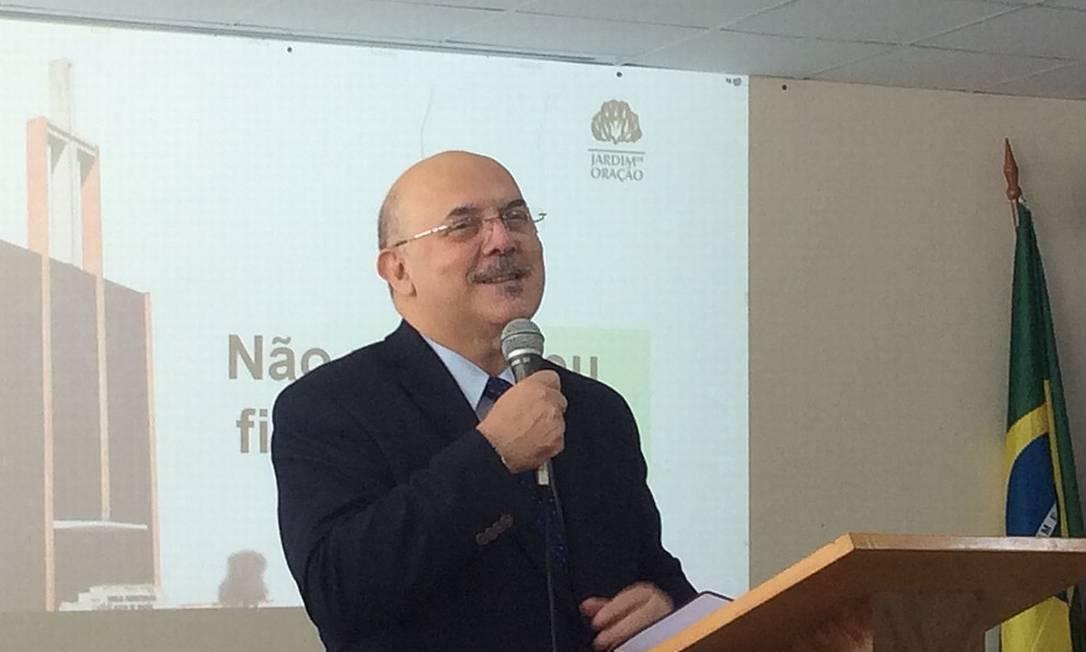 Bolsonaro anuncia o pastor Milton Ribeiro como novo ministro da Educação