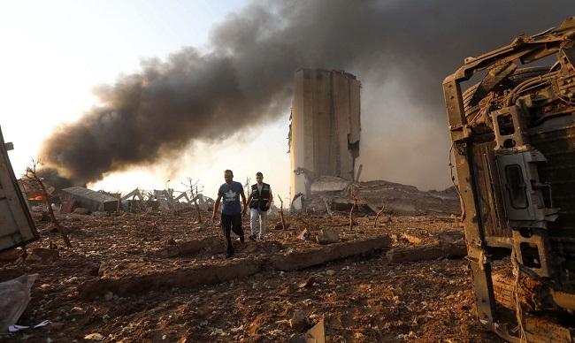 Missão brasileira embarca com 6 toneladas de produtos para ajudar o Líbano