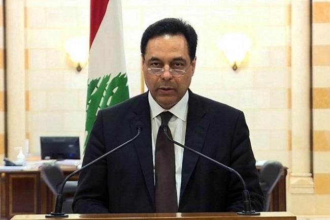 Primeiro-ministro do Líbano anuncia renúncia do seu governo