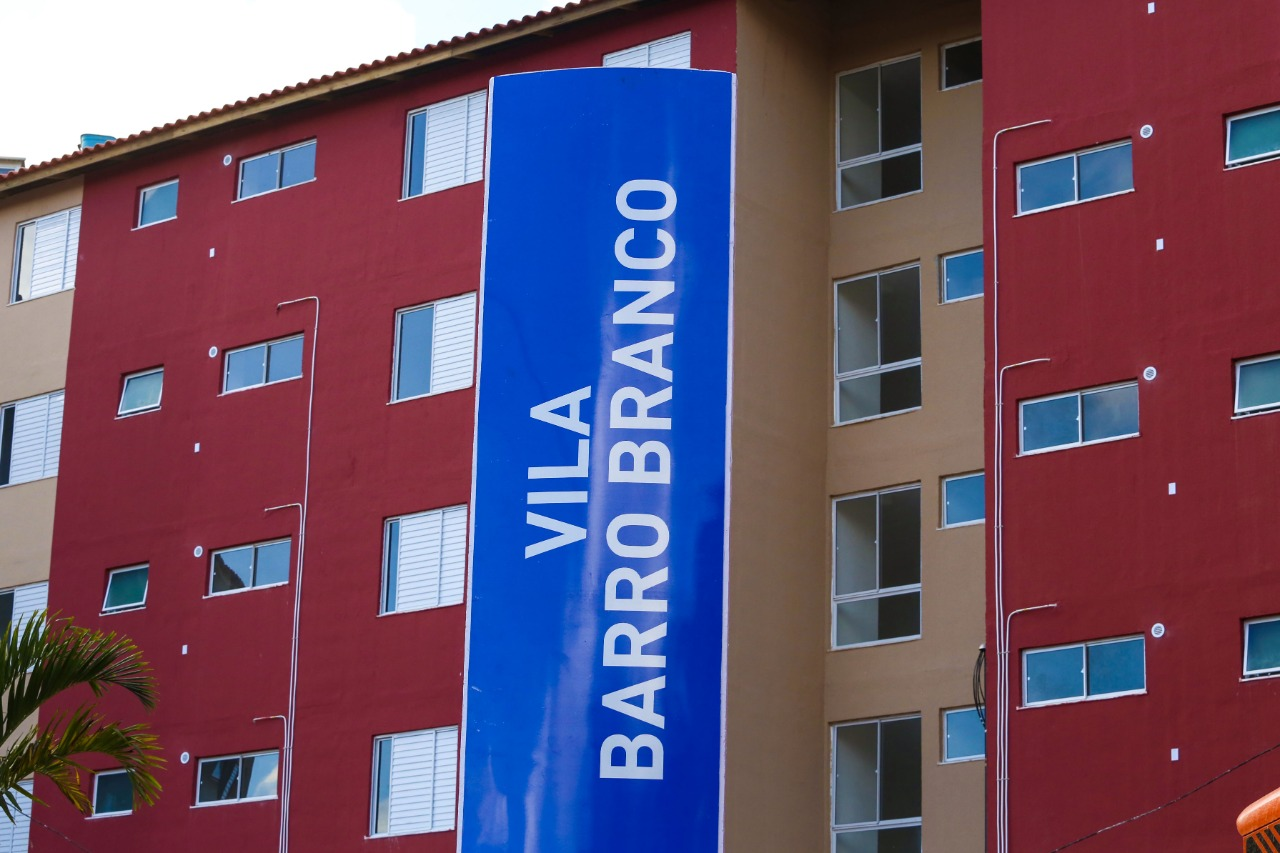 Vila Barro Branco vai ganhar conjunto habitacional com 120 apartamentos