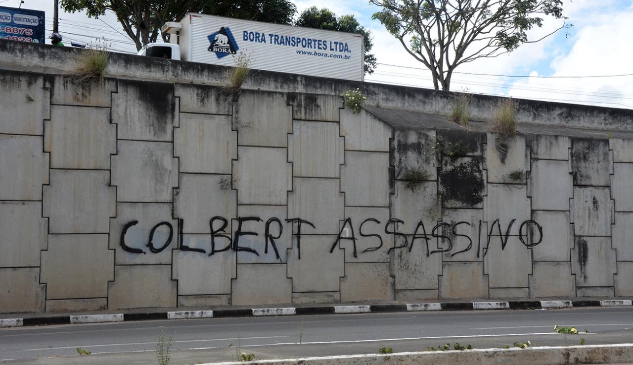 Colbert diz que vai levar caso de violência na política de Feira à polícia