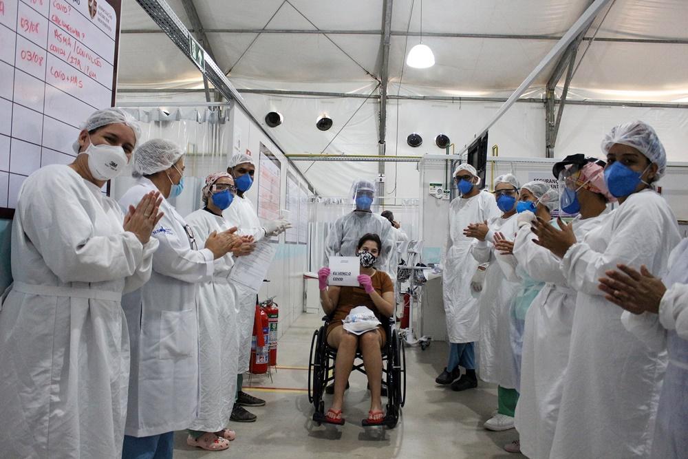 Salvador já tem 60,4 mil pessoas curadas do novo coronavírus