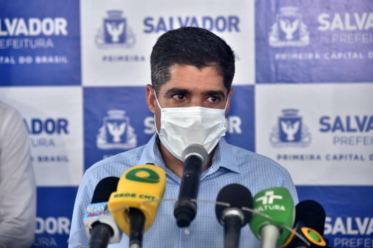 Medidas restritivas são prorrogadas pela 6a semana no Nordeste de Amaralina