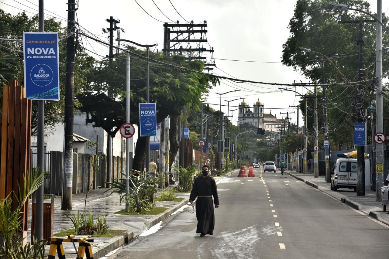 Caminho da Fé garante infraestrutura para o turismo religioso em Salvador