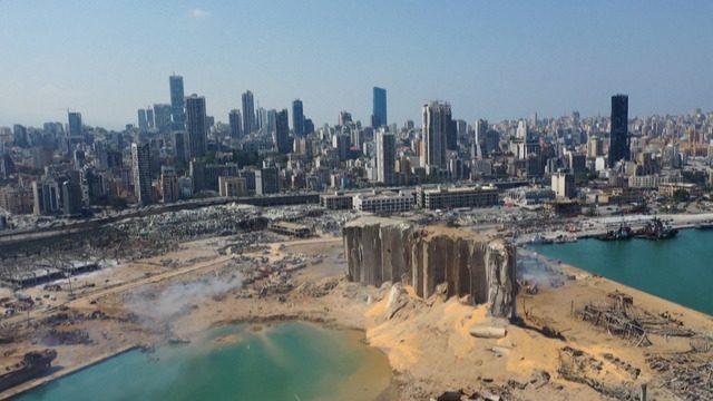 Governo do Líbano coloca responsáveis pelo porto de Beirute em prisão domiciliar