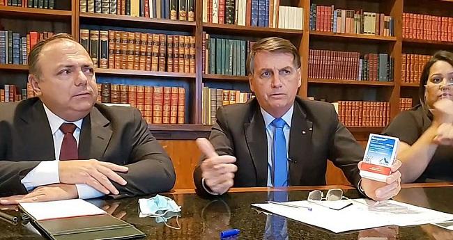 """""""A gente lamenta todas as mortes, vamos chegar a 100 mil"""", diz Bolsonaro"""